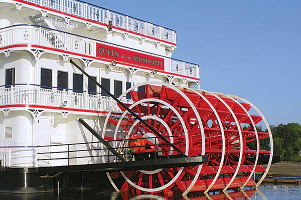 Riverboat Tours Memphis Tennessee