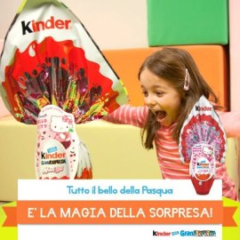 Italian Kinder Eggs