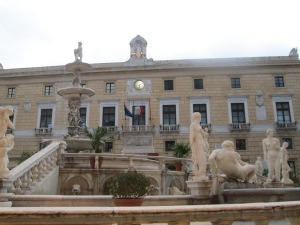 Palermo Town Hall