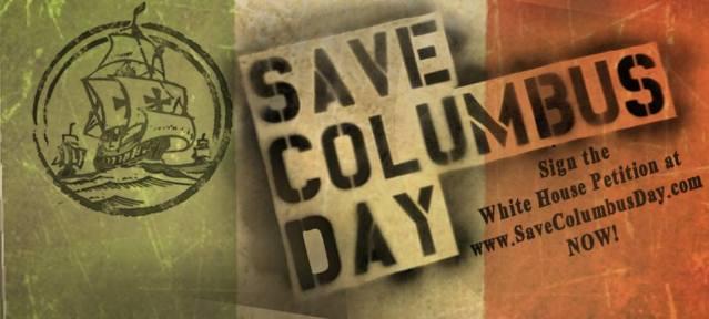 SaveColumbusDay