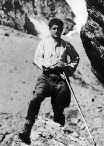 UNDATED PHOTO OF BLESSED PIER GIORGIO FRASSATI