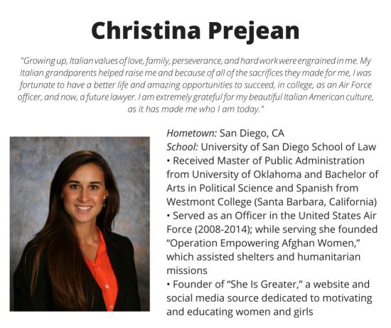 Christina Prejean