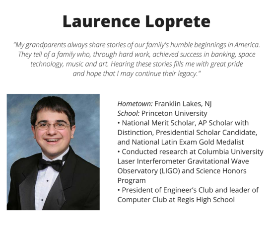 Laurence Loprete