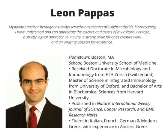 Leon Pappas