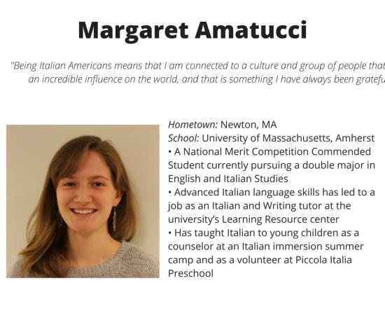Margaret Amatucci