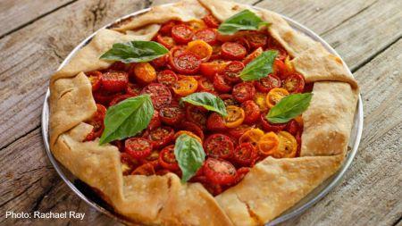 rachael ray tomato tart
