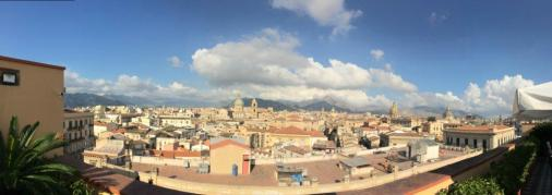 Rooftop View of Palermo edited with Pic Monkey