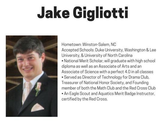 NLGC - Jake Gigliotti