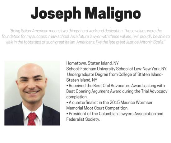 NLGC - Joseph Maligno