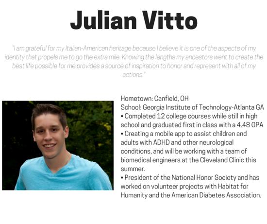 NLGC - Julian Vitto