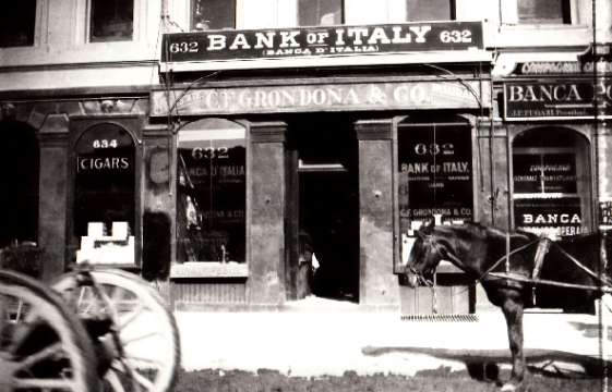 PHOTO - Bank of Italy