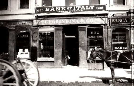 PHOTO - Bank of Italy